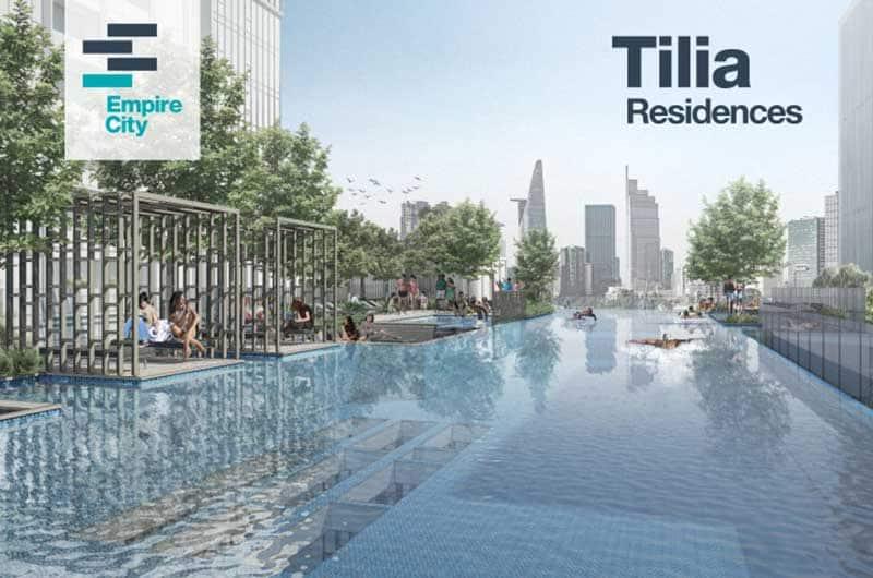 Tiện ích tại Tilia Residences