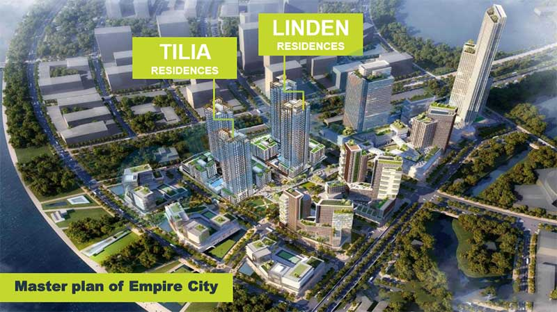 Tilia Residences Empire City