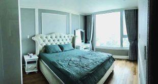 Phòng ngủ căn hộ Leman quận 3