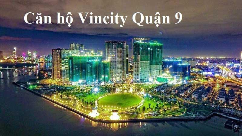 Vincity quận 9