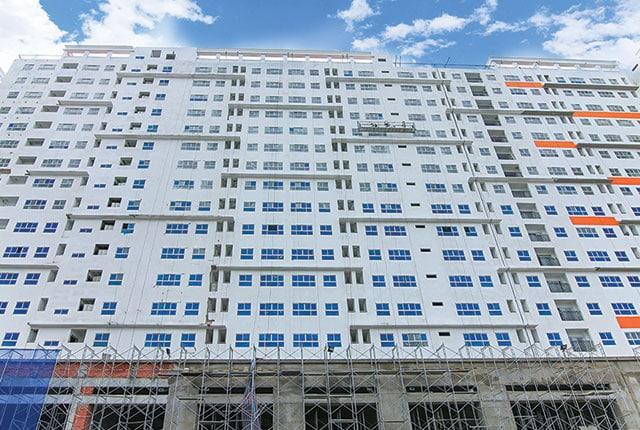 Tiến độ 9 View Apartment ngày 12/08/2018