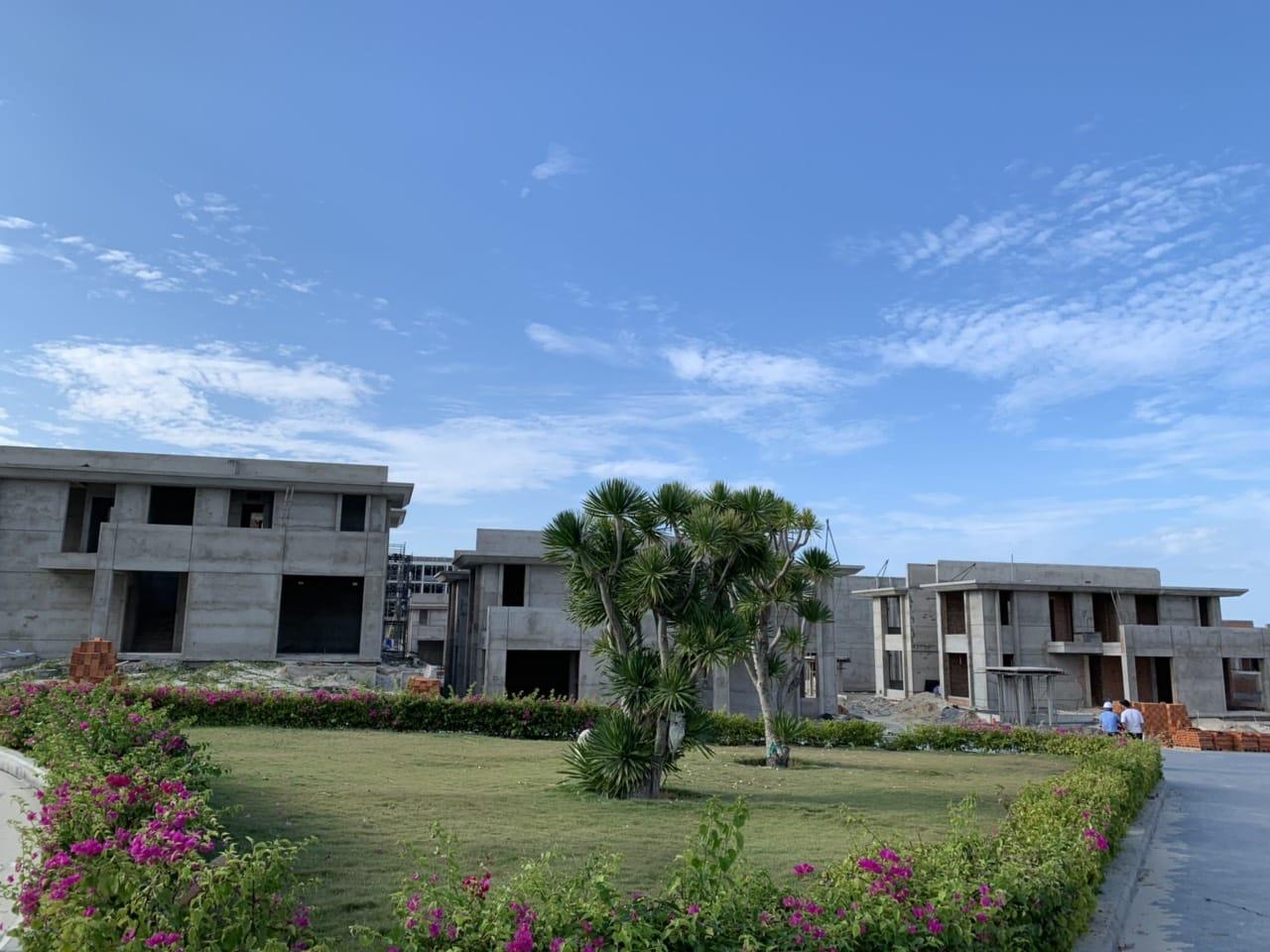 Biệt thự biển Cam Ranh Mystery Villas bãi dài Cam Ranh