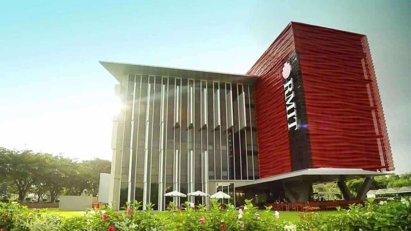 Trường đại học RMIT gần dự án Florita