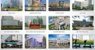 Tiện ích ngoại khu Q7 Riverside Complex Saigon