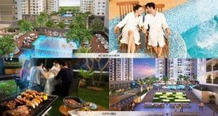 Tiện ích nội khu dự án q7 Saigon riverside complex