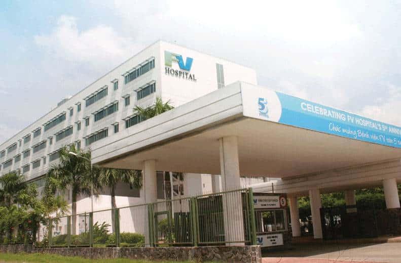 Bệnh viện Pháp Việt (FV)