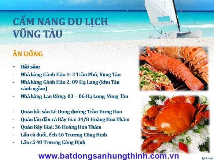 Cẩm nang du lịch Vũng Tàu