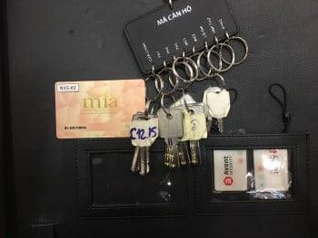 Bộ chìa khóa