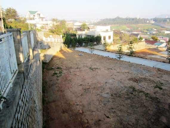 Hình ảnh thực tế dự án Hưng Thịnh Đà Lạt năm 2015