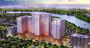 Phối cảnh tổng quan dự án Saigon Mia