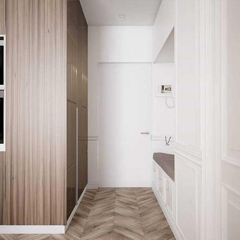 Nội thất căn hộ Vinhomes Ba Son
