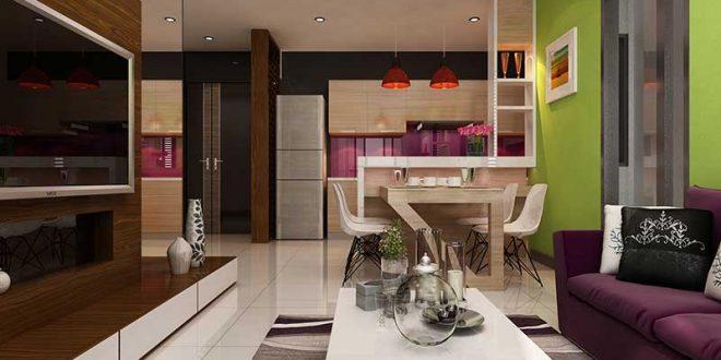 Phòng khách căn hộ Xi Grand Court