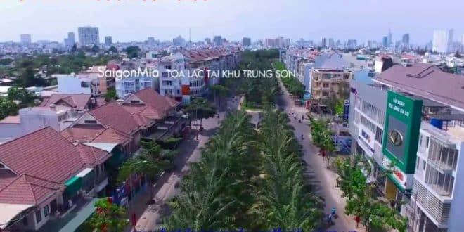Saigon Mia Hưng Thịnh khu nhà ở tốt nhất đường 9A Trung Sơn