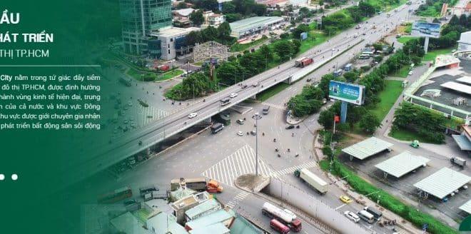 Biên Hòa Newcity nơi hội tụ tài lộc thịnh vượng