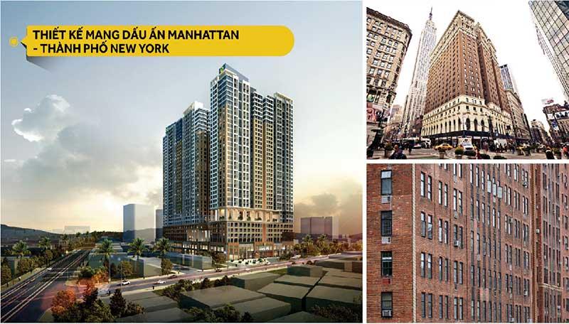 Căn hộ Grand Manhattan