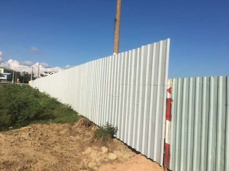 Hình thực tế dự án Bà Rịa City Gate ngày 27/11/2018