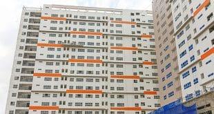 Tiến độ dự án 9 View Apartment ngày 12/09/2018