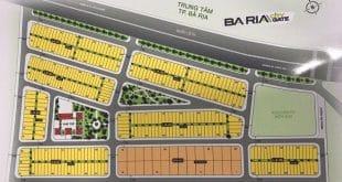 mat bang tong the ba ria city gate