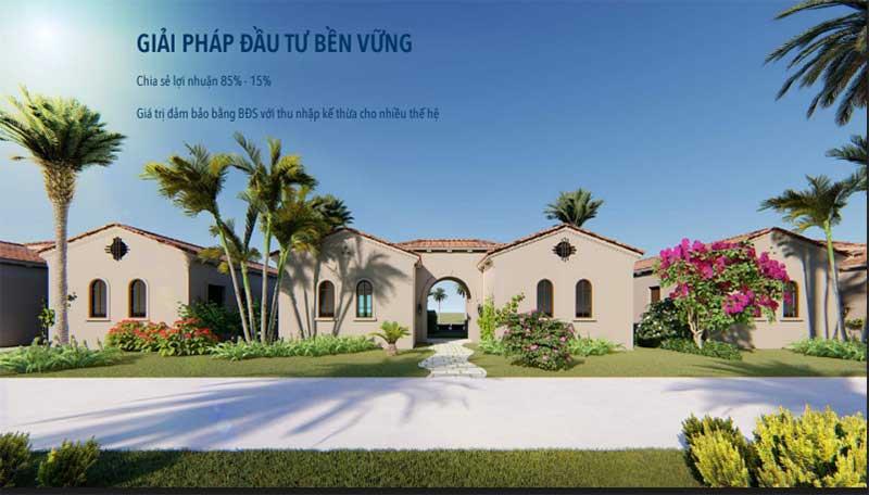 Biệt thự Nova Beach Cam Ranh