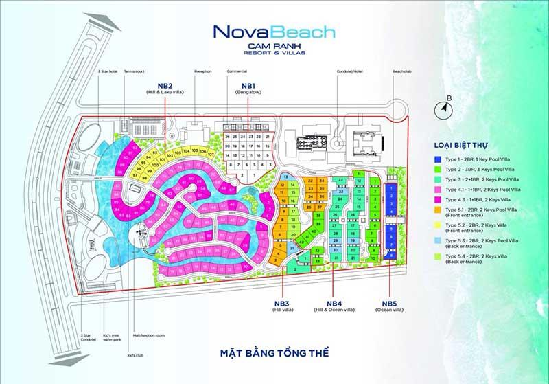 nova beach