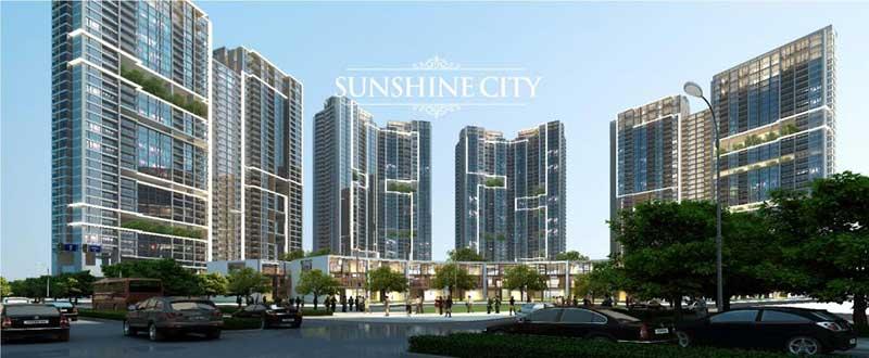 Sunshine City quận 4