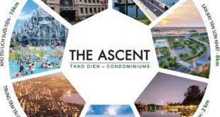 Tiện ích tại Ascent Thảo điền