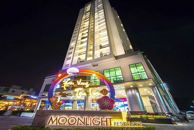 Hình ảnh tổng thể Moonlight Residences