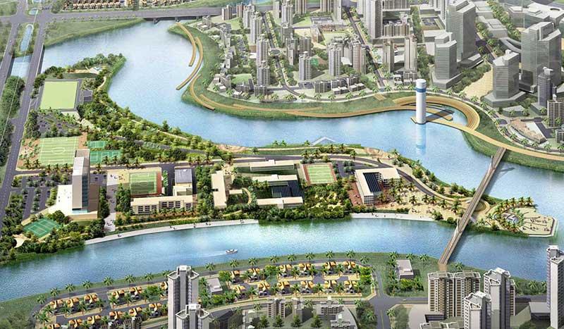 Tổng quan Dự án G - City