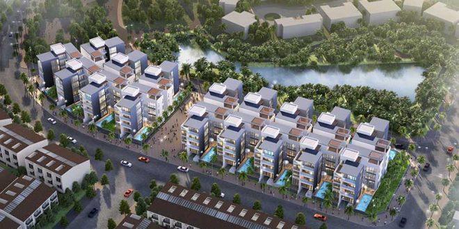 Dự án Raemian Galaxy City