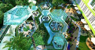 Tiện ích nội khu dự án Raemian City