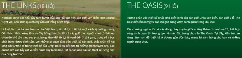 kn golf links