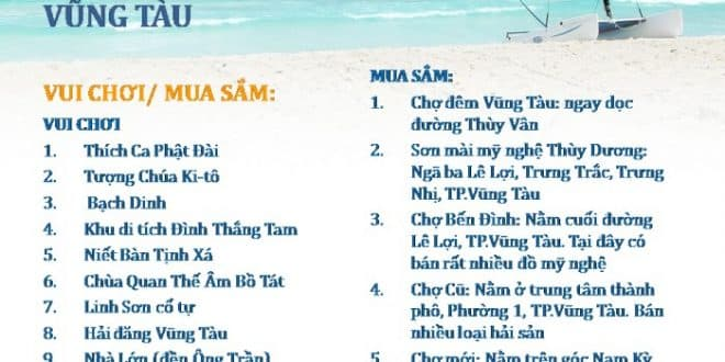 Cam nang du lich vung tau melody 6 1