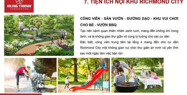 can ho richmond city 36
