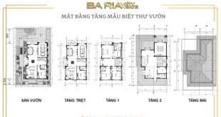 mat bang tang mau biet thu baria city gate 1