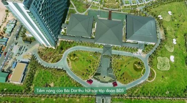 Dự án Para draco Cam Ranh