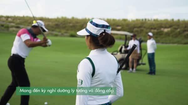 Sân Golf tại Para Draco