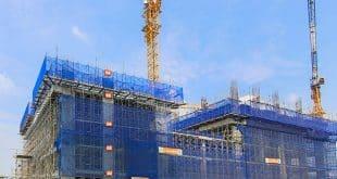Tiến độ xây dựng Richmond City ngày 30/12/2018