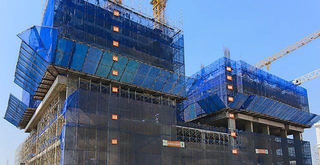 Hình ảnh dự án Richmond City ngày 30/01/2019
