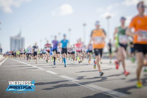 Giải chạy sẽ diễn ra tại Quy Nhơn, vào Chủ nhật 9/6.
