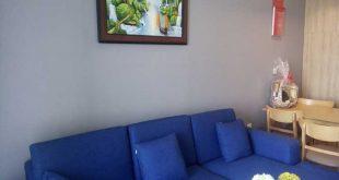 Căn hộ mẫu 2 phòng ngủ cho thuê tại Botanica Premier