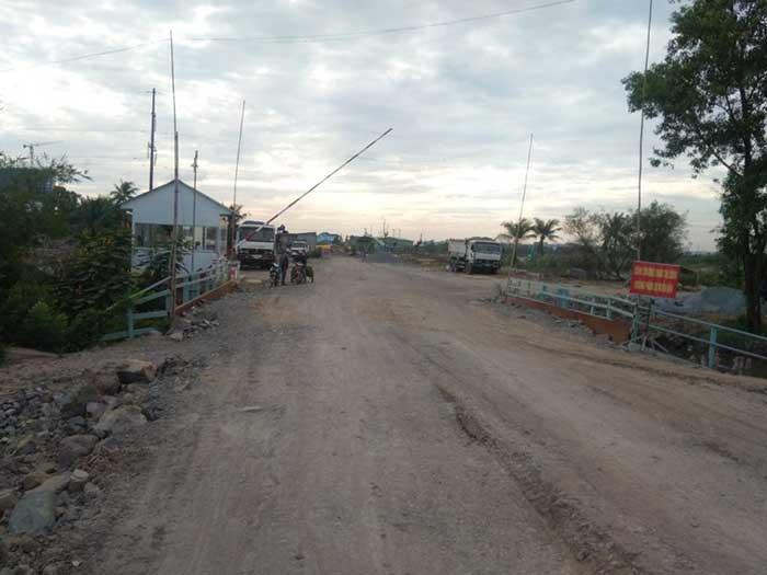 Vị trí dự án đất nền Island Riverside
