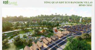 Biệt thự Eco Bangkok Bình Châu