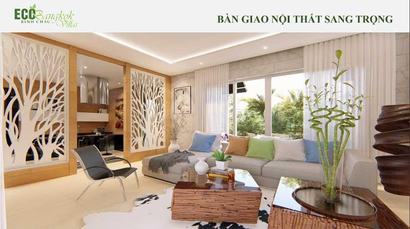 Mẫu Biệt thự Eco Bangkok