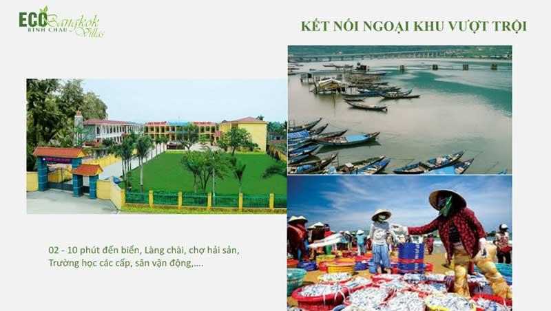 Tiện ích nội khu dự án Eco Bangkok