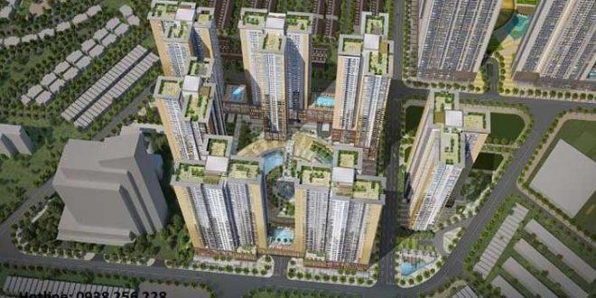 Penthouse Raemian City