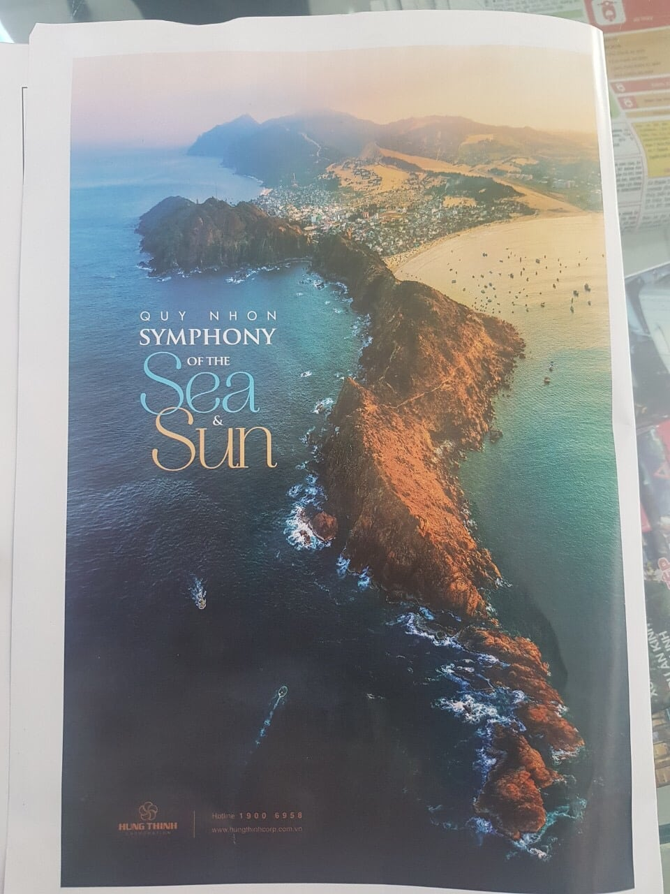 quy nhon symphony of the sun and sea