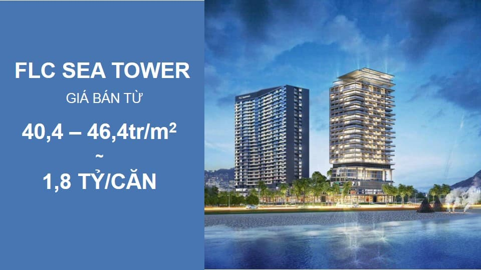 So sánh giá căn hộ Quy Nhơn Melody với các dự án khác