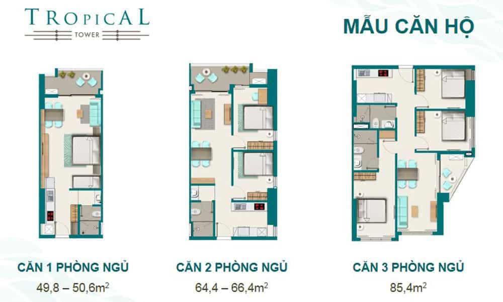 Bản vẽ thiết kế căn hộ du lịch Quy Nhơn Melody