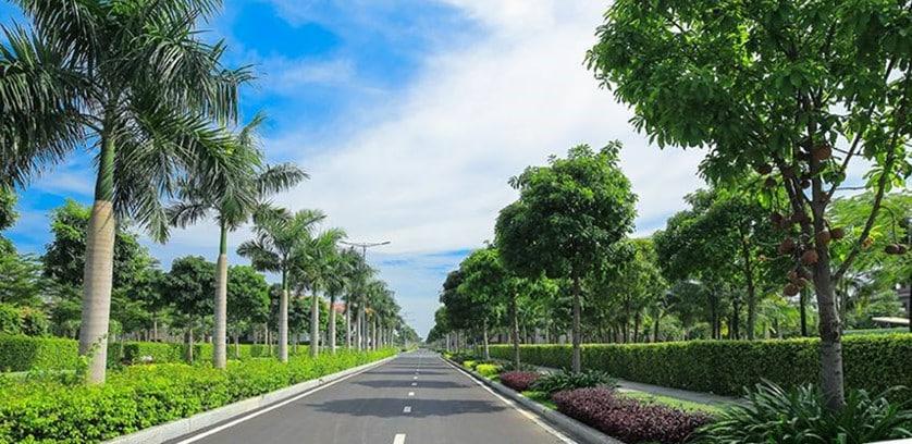 Hình ảnh dự án Vĩnh Long New Town 1 tháng sau sẽ đẹp tuyệt vời như thế này