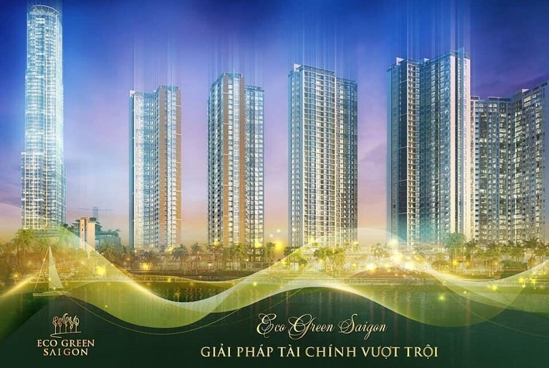 phoi canh eco green